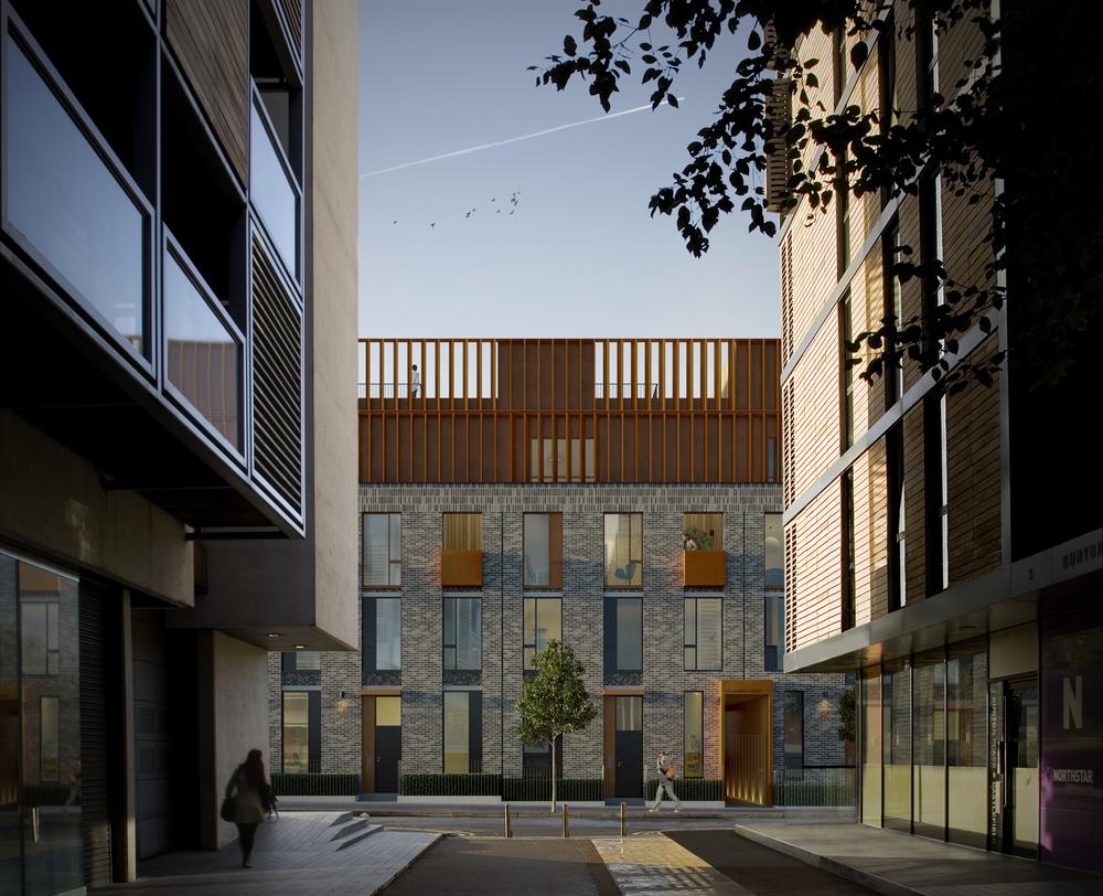 Roof Gardens, De Trafford, De Trafford Estates, Detrafford, DeTrafford Estates