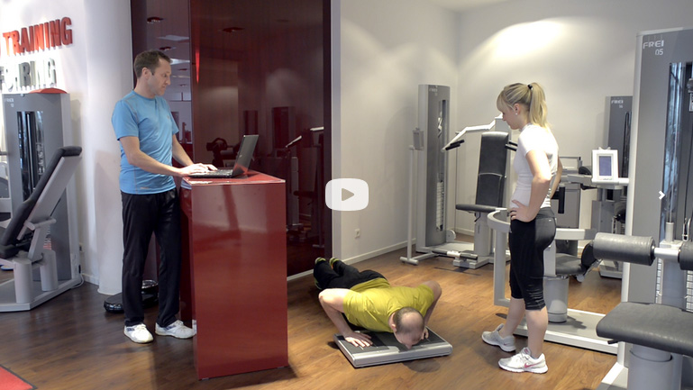 Der Film: KMP in Sport & Fitness