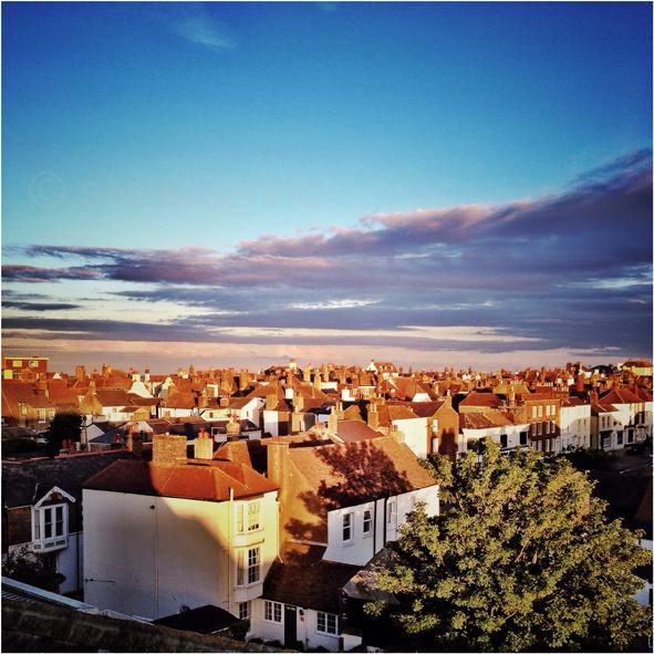 High Street view