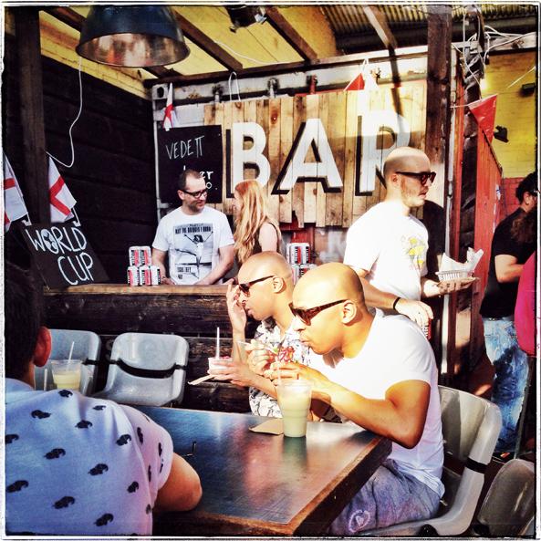 Street Feast bar
