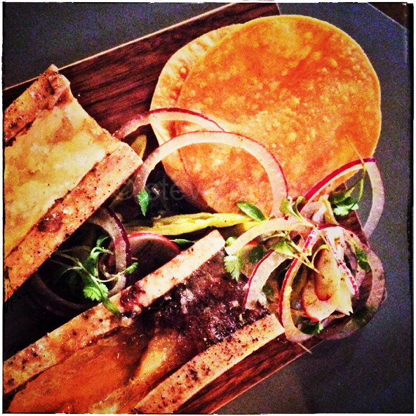 Breddos Tacos, Haggerston - Bone Marrow