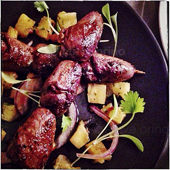Breddos Tacos, Haggerston - Duck Hearts