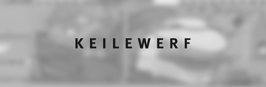 Keilewerf |  logo design, website