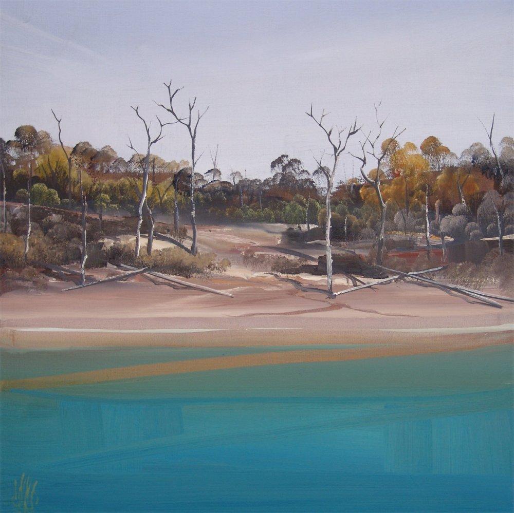 Title: Sandshark Lagoon