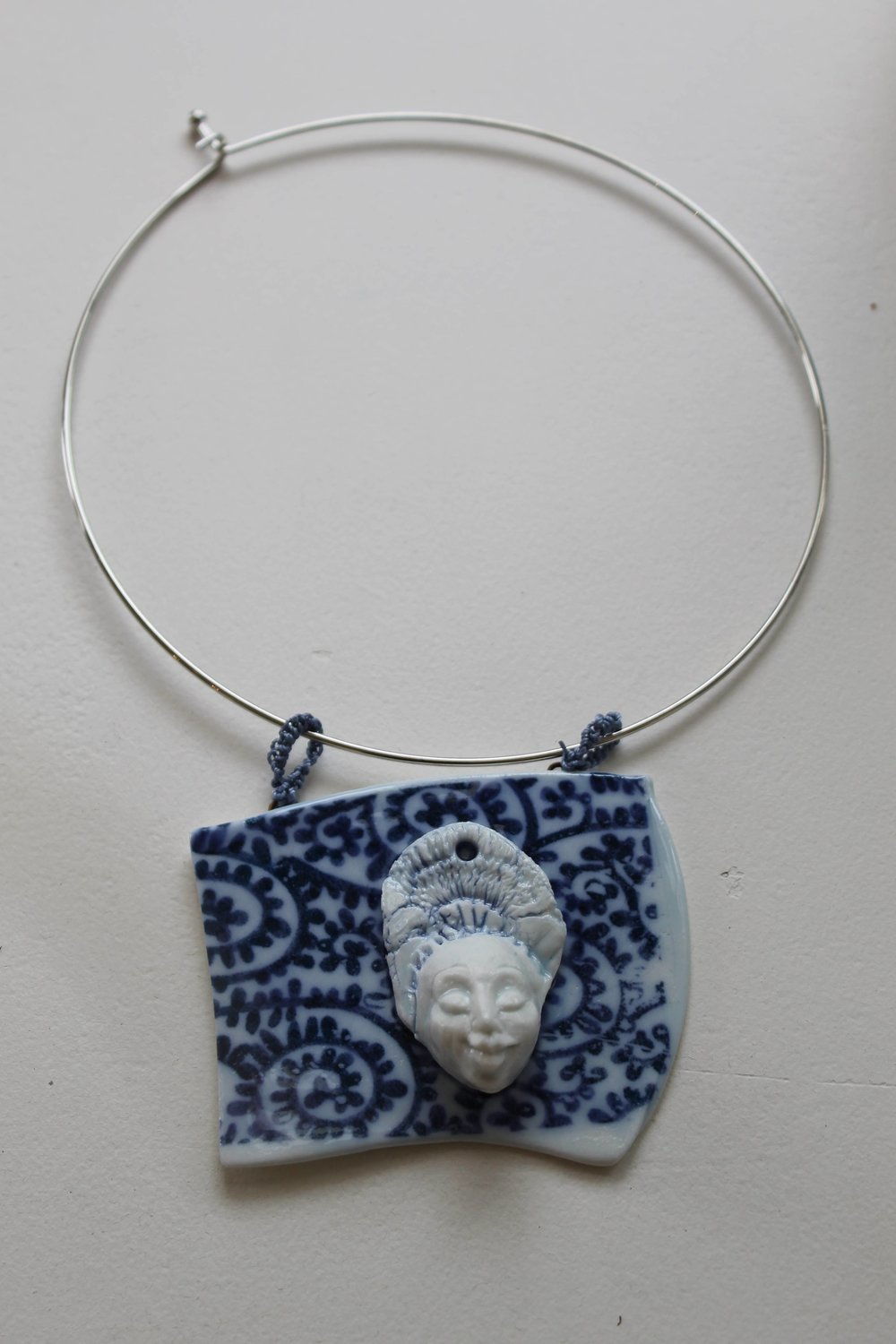 RAKU NECKLACE