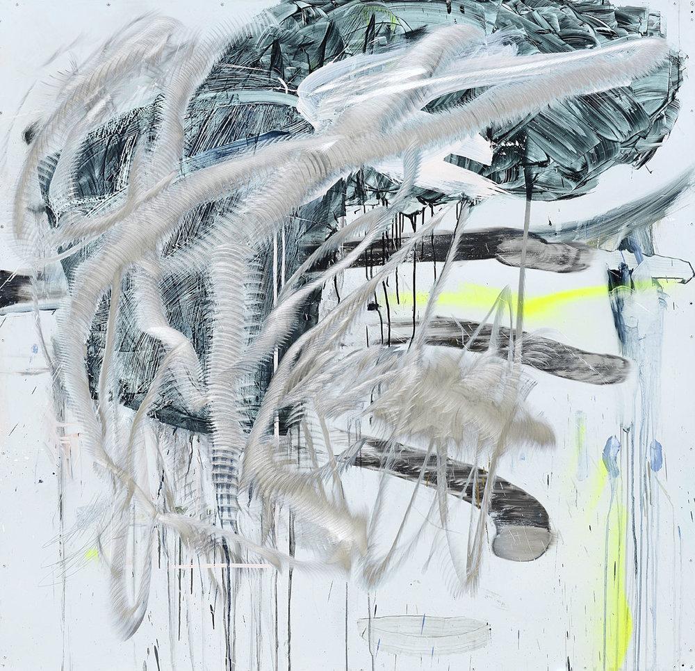 Title: Burnout Painting #11