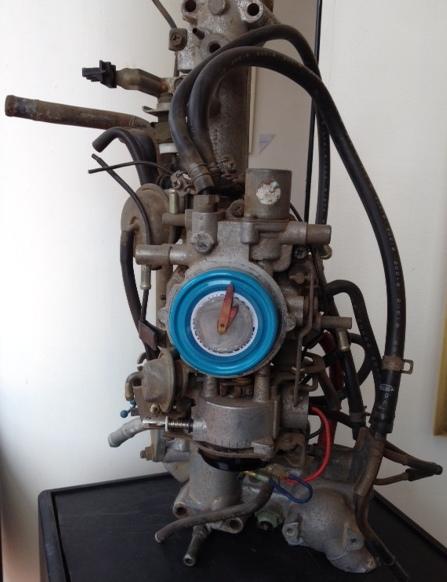 Title: Engine Clock