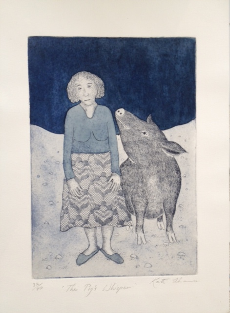 Title: The Pig's Whisper