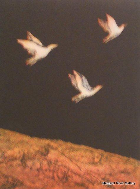 Title: Three Birds