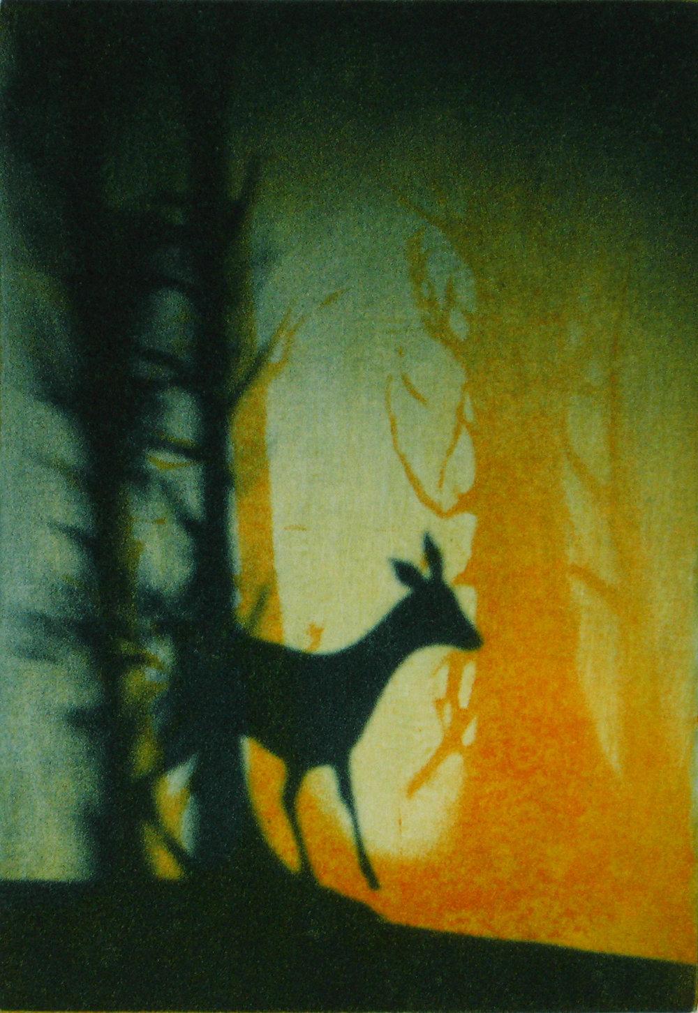 Title: The Weeping Deer