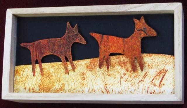 Title: Desert Dogs