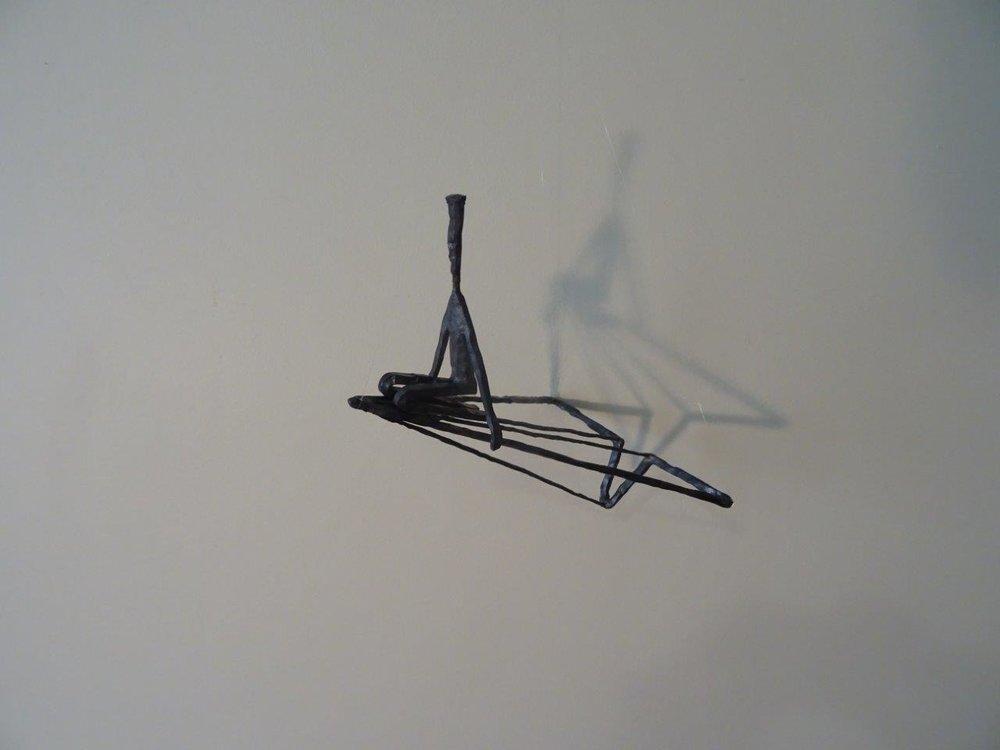 PILOT # 2 - WALL / CEILING SCULPTURE
