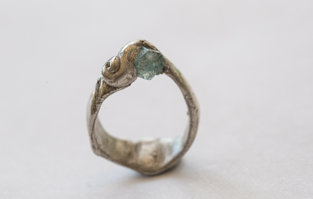 Galactica ring