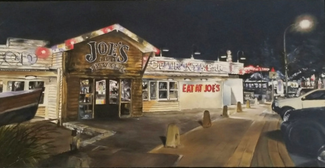 JOE'S FISH SHACK, FREMANTLE