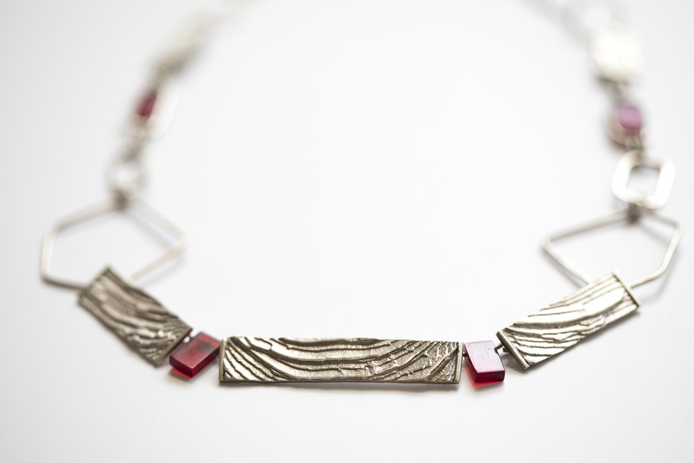 INFRA- RED NECKLACE