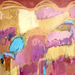 THE NEW WORLD by Myra Mitchell