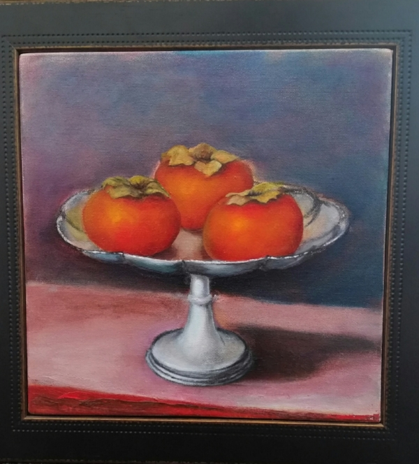 Title: Persimmons