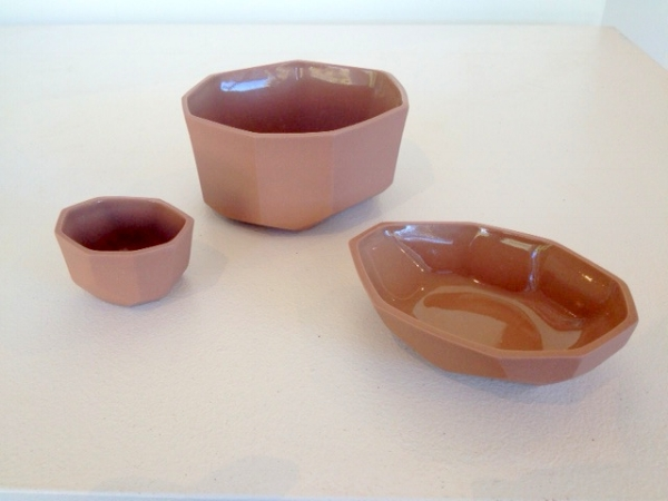 FACETED SERIES BOWLS