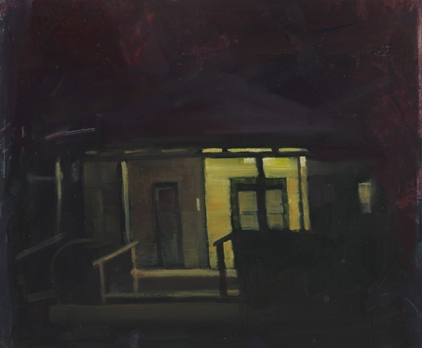 DONNELLY BY NIGHT GENERAL STORE by Ken Wadrop