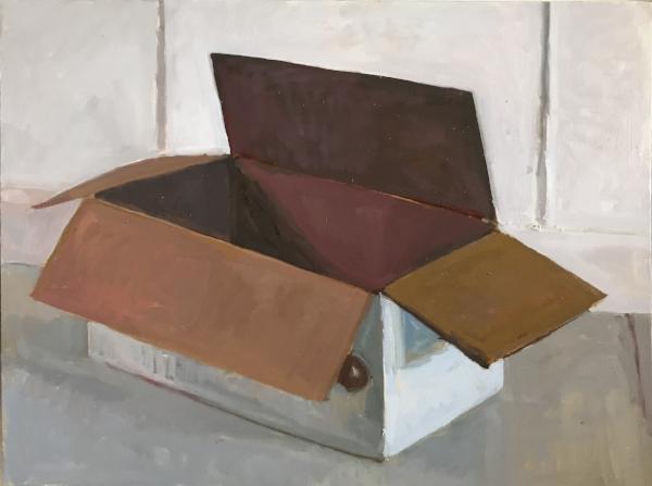 ONE EMPTY BOX