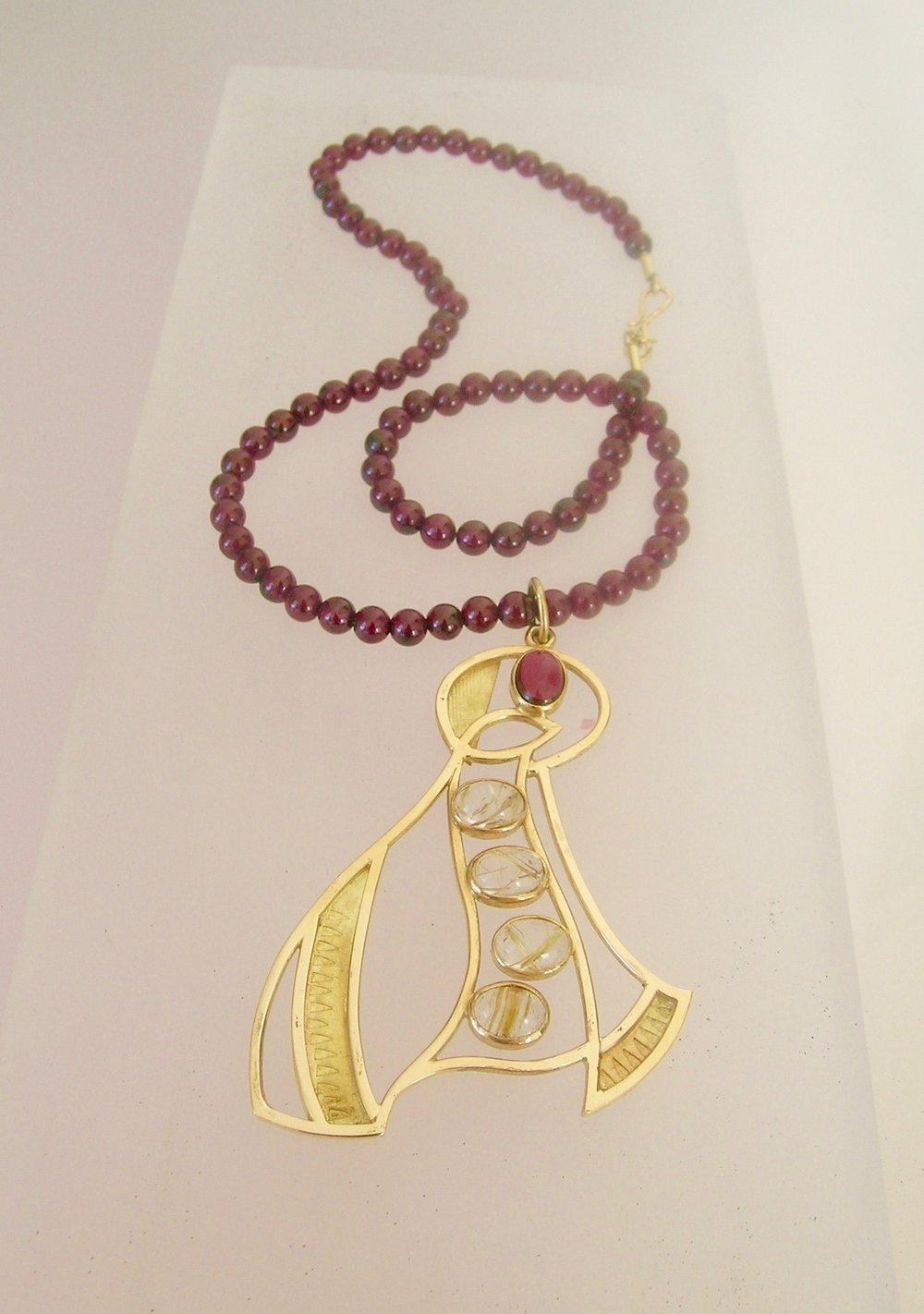 ADELE III NECKLACE