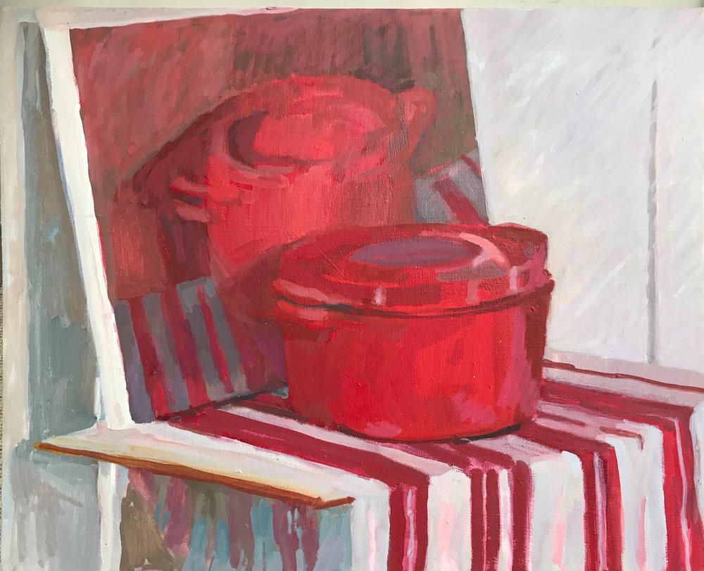RED BEAN POT # 2