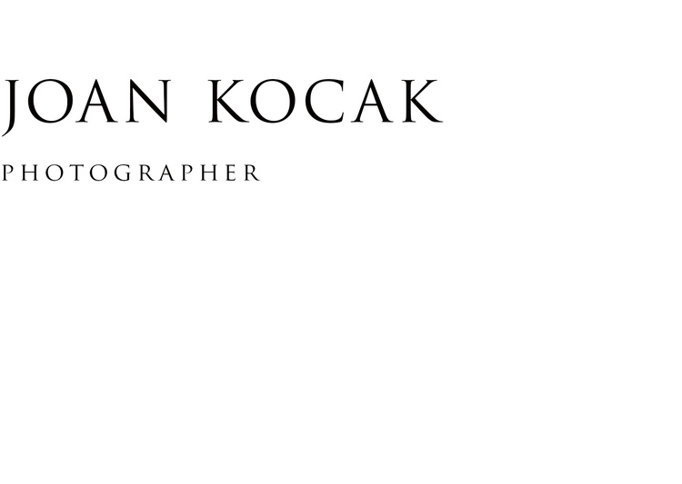 joan kocak photography