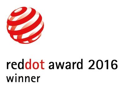 Red dot design award winner. Award winning design for Joseph Joseph. Award winning product design.