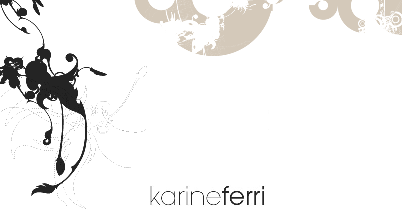 Karine Ferri — Site officiel