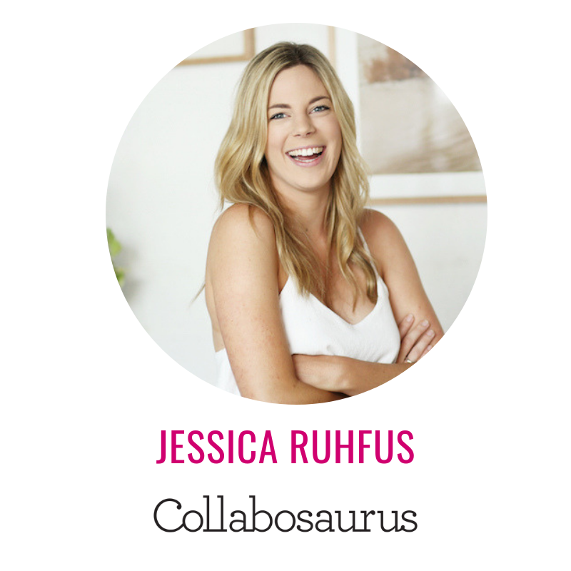 Jess is the Founder of  Collabosaurus , a marketing platform that match-makes brands for promotional partnerships. With a background in fashion publicity and marketing education, Jess was frustrated sourcing cool brand partnerships in events, products & social media for clients and employers. So, she launched Collabosaurus as a new way to reach customers, creatively on a global scale. Bootstrapped, the platform has attracted over 5,000+ brands including Mirvac, Redbull, Koala, AMP and Topshop, and continues to grow by over 200 brands each month. Collabosaurus works through an algorithm that allows brands to source, secure & leverage strategic partnerships in a quarter of the time, making the platform up to 30 x less expensive than other digital advertising.  Jess has spoken for Apple, General Assembly, The Collective Hub, ADMA & The College of Event Management and is currently in San Francisco heading up the U.S expansion of Collabosaurus.