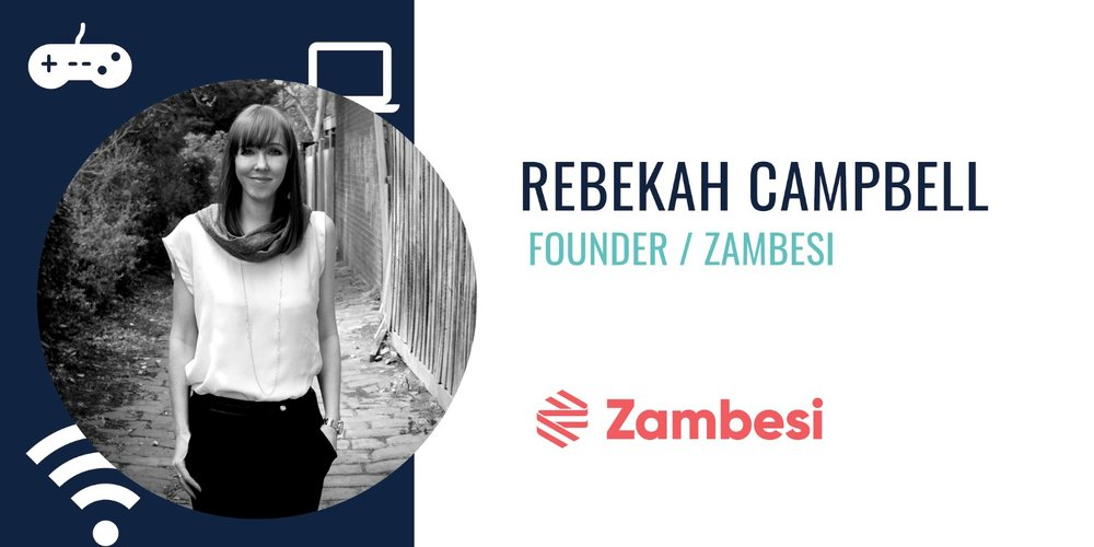 Rebekah is the Founder of Zambesi.com, an education marketplace that enables expert practitioners to create and lead their own face-to-face training programs. Zambesi launched in October 2017 and already offers 30 courses taught by leaders at companies including Canva, Airtasker, Hipages, Domain, TEDxSydney, Evernote, St George Bank and more.  Prior to Zambesi, Rebekah Cofounded Hey You, Australia's largest technology application for cafes and quick service restaurants. Hey You is transforming the way we discover and interact with storeowners and order and pay via our mobile phones. The company processes more than 150,000 paid transactions per week has raised more than $10M in venture capital from high profile investors including Westpac (via Reinventure).  Rebekah is a serial entrepreneur. At age twenty-two, she founded Scorpio Music, which grew to become one of Australia's most successful music companies, launching the careers of Matt Corby, George, Evermore, Lisa Mitchell and many more. In 2010, she developed a new model in online ticket promotion which she sold to Future Music two years later.  Rebekah writes extensively on entrepreneurship and innovation. She held a weekly column in The New York Times from 2012 – 2015 and she currently contributes to The Australian Financial Review BOSS Magazine. Rebekah is a member of the NSW Innovation and Productivity Council advising the State Government on innovation initiatives for NSW.