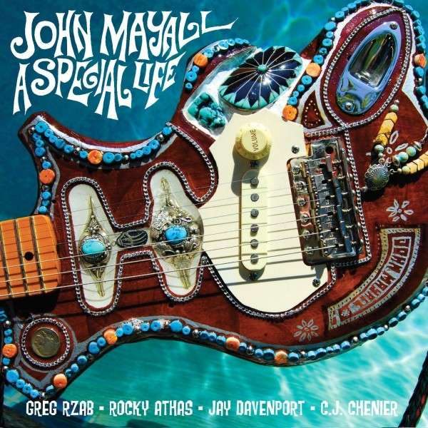2014  John Mayall |  A Special Life