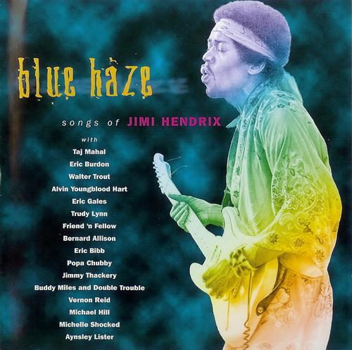 2000   Blue Haze: Songs of Jimi Hendrix