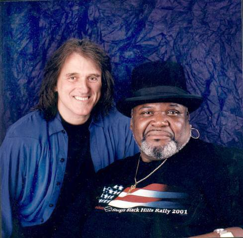 With Buddy Miles recording The Bluesberries with Double Trouble