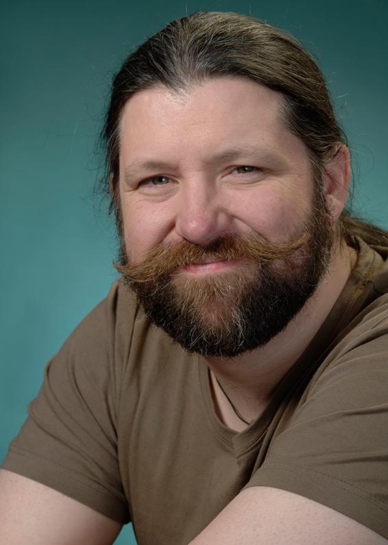 Petter Bøckman. Foto: Per Aas, Naturhistorisk museum, UiO