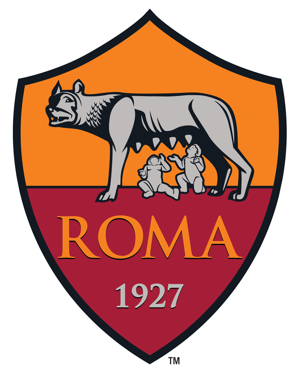 AS Roma Main Logo