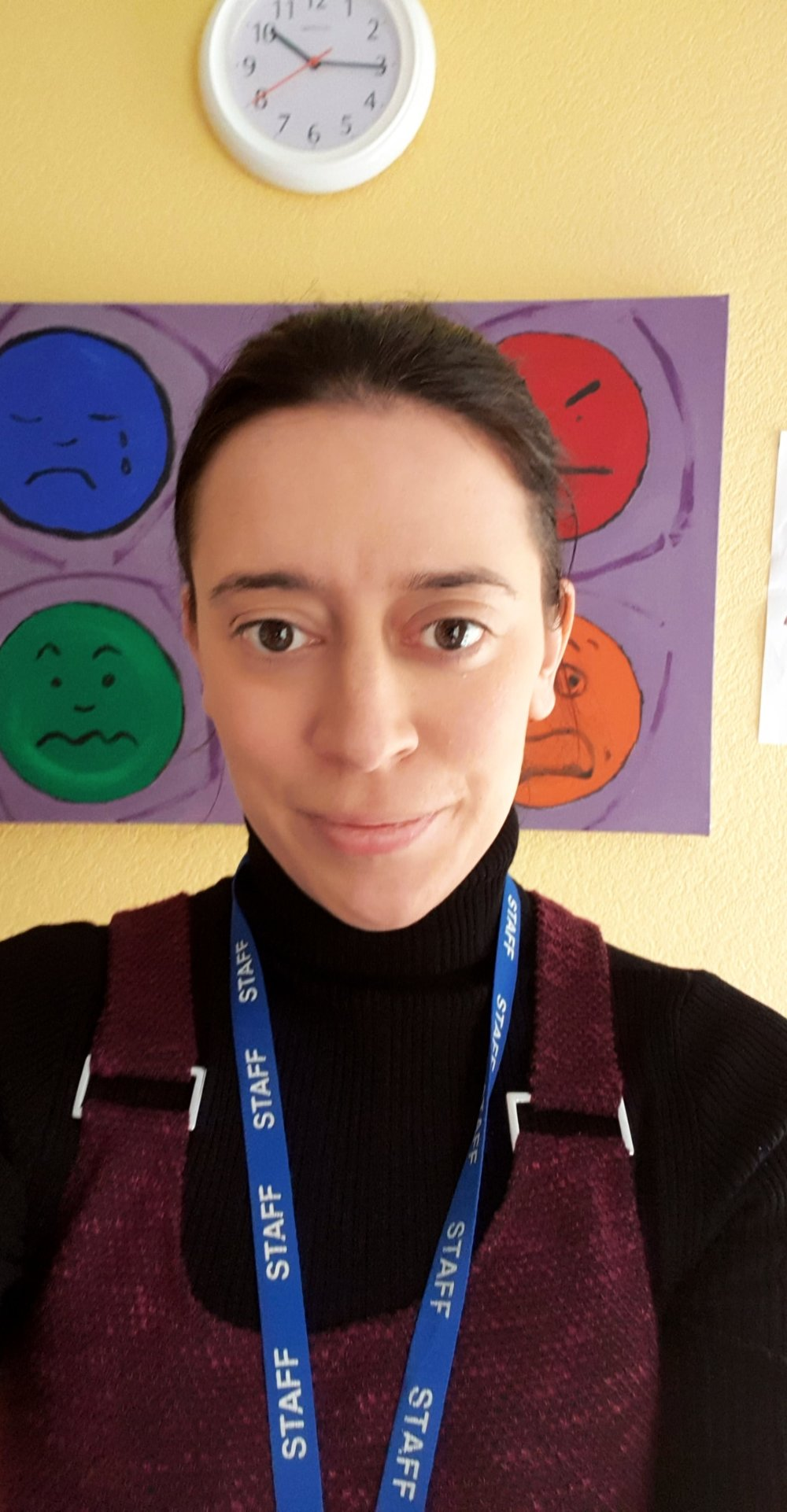 Esme Ford - Family Liaison OfficerSupporting families to achieve the best outcomes for their children.Works:Thursdays 8:30am - 4:30pm.