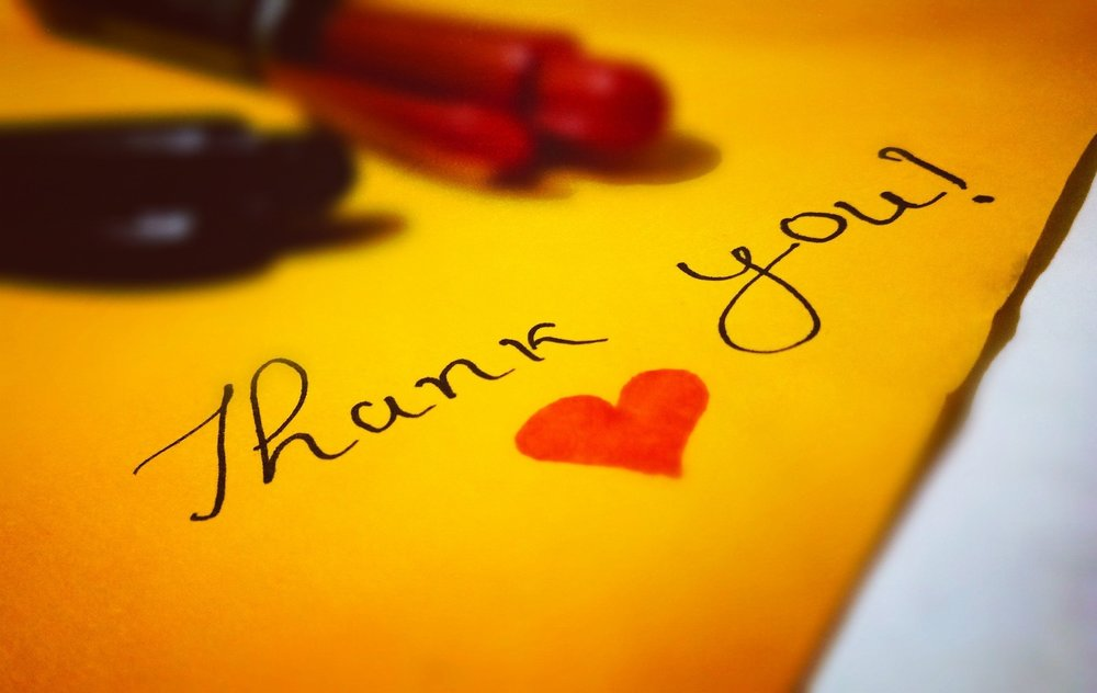 THANK YOU! - For all of your hard work in planning theTrue Beauty Fashion Show!