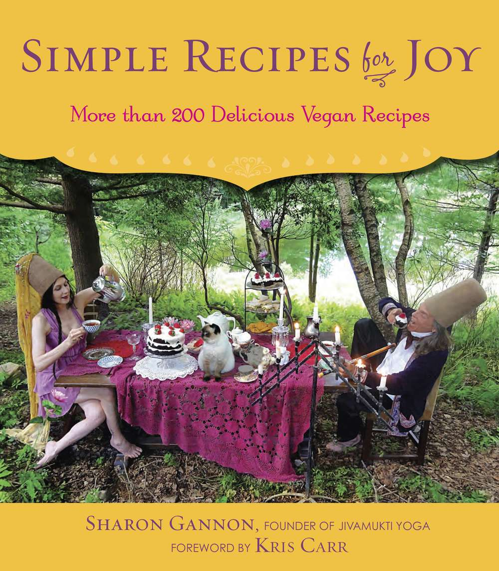New Vegan Cookbook!