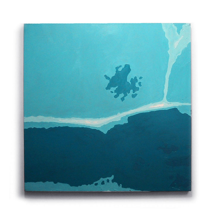 Blue Painting 12