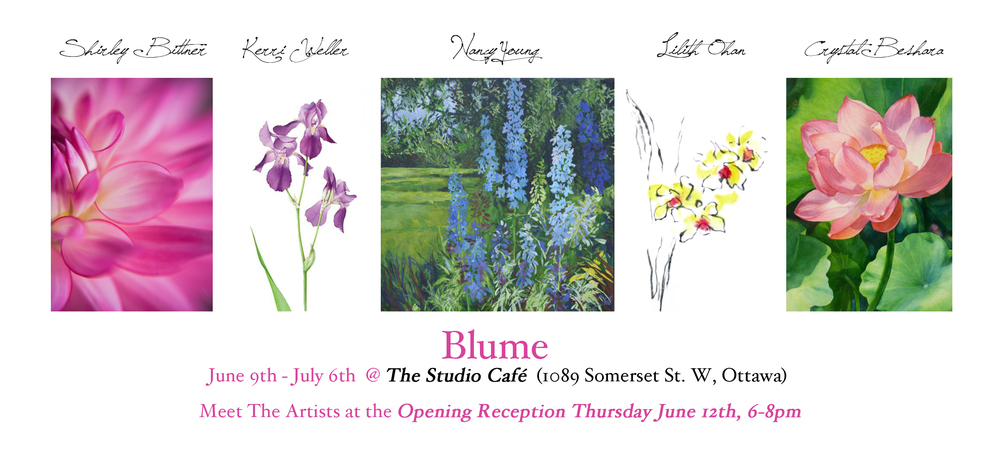 Blume: Group show, June 2014