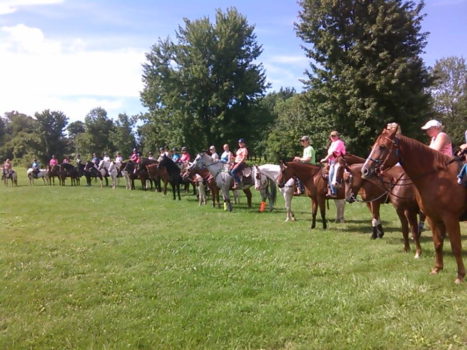 Saddle Up for Roswell Trail Ride — Chestnut Ridge and
