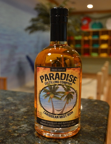 Caribbean Mist Rum Paradise Dubuque
