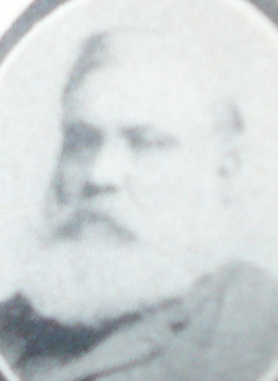 Joseph A. Rhomberg, Dubuque's first distiller.