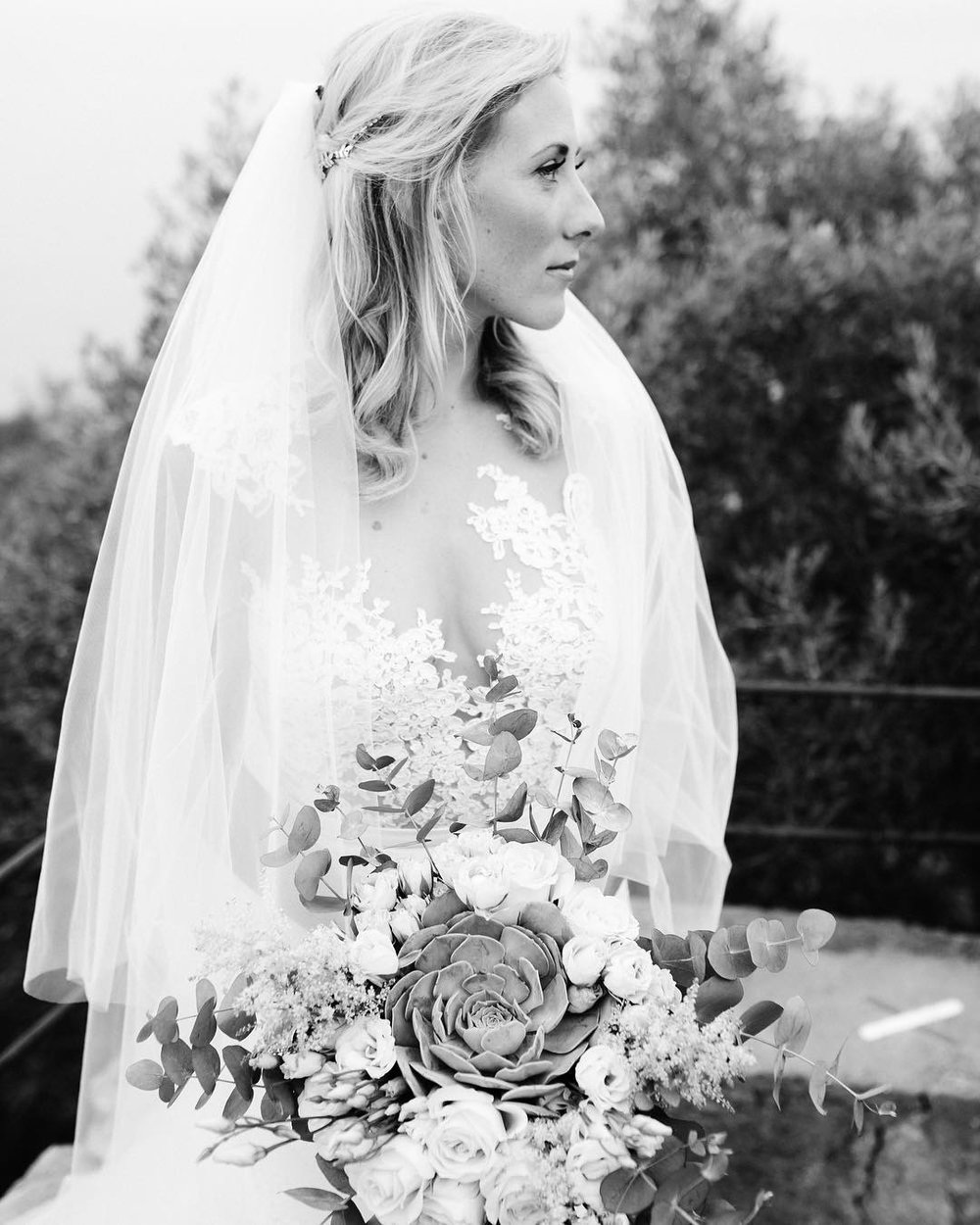 Beautiful Bride Gemma