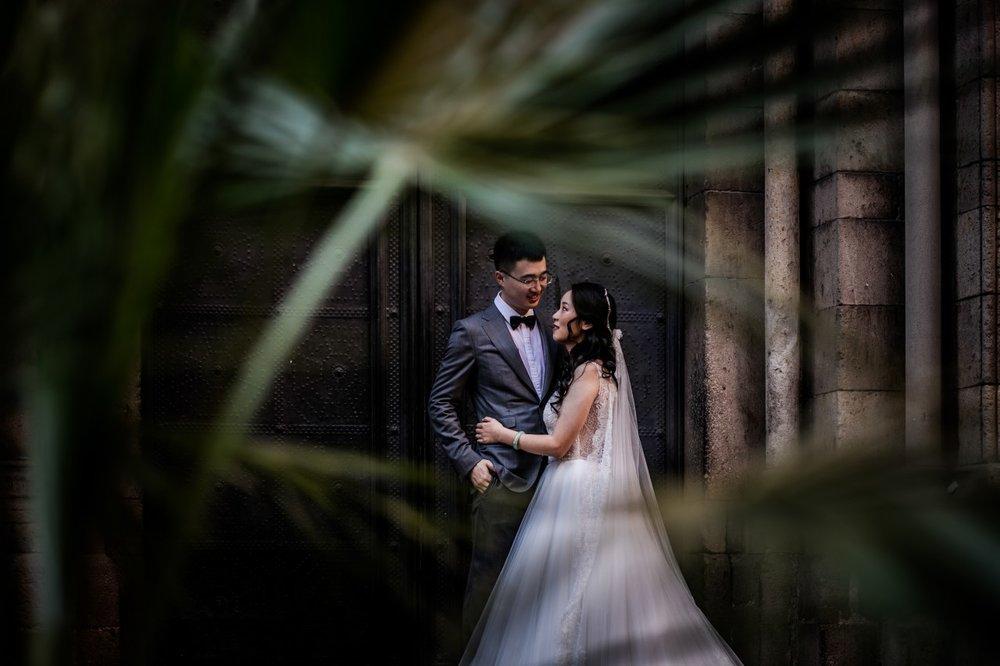Jenny & Jin Pre-Wedding Shoot