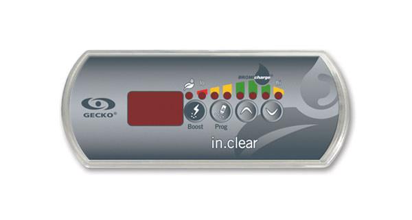 0607-008010 in.clear keypad