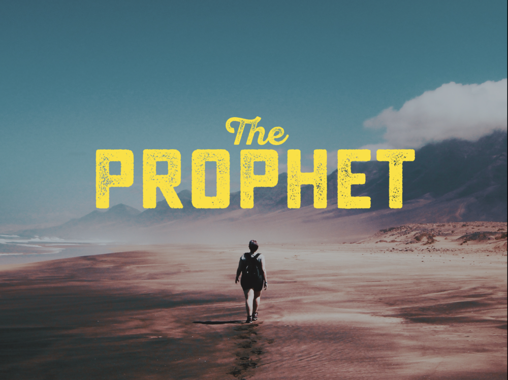 The Prophet  The Book of Jeremiah gives us a glimpse at something eternally important - how disobedience leads to destruction. For generations, the people of Israel repeatedly refused to listen to the Lord's instructions and followed too many evil desires to number. And yet, even though they had broken the terms of their covenant with God, He was willing to bless them if they would only repent.