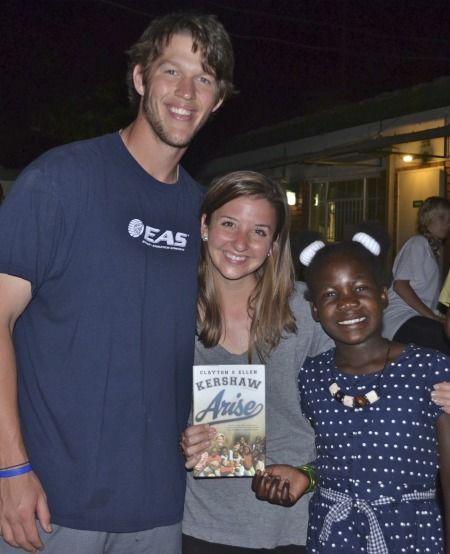 January of 2012, one year into Kershaw's Challenge.Our inspiration for Kershaw's Challenge & book, Arise.
