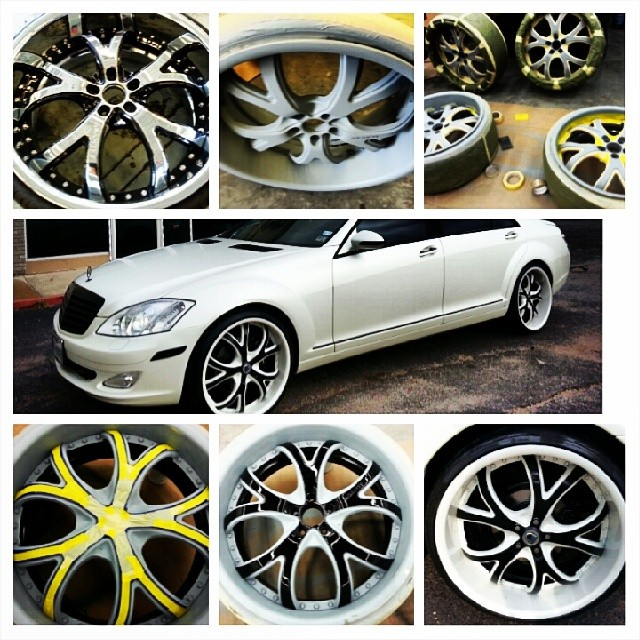 #DeviateAutosport #713777TIRE #wheelpaint #wheelporn @asantiwheels #dointhangs #Dailywork #workflow #Million #Colormatched #Wheels #Badboy #bestpainteralive #3pc